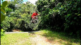 POV video guide to Chestnut Bike Park, Singapore