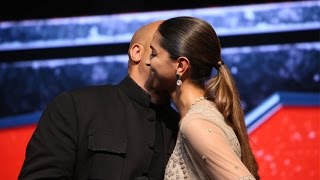 Vin Diesel & Deepika Padukone KISS At xXx: Return Of Xander Cage Movie Press Conference