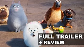 The Secret Life of Pets Official Trailer + Trailer Review : Beyond The Trailer