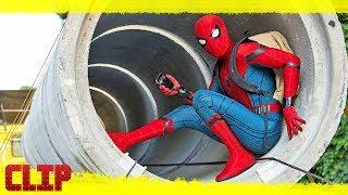 """Spider-Man: Homecoming Featurette """"Brillante, hábil, con mucho talento"""" Español"""