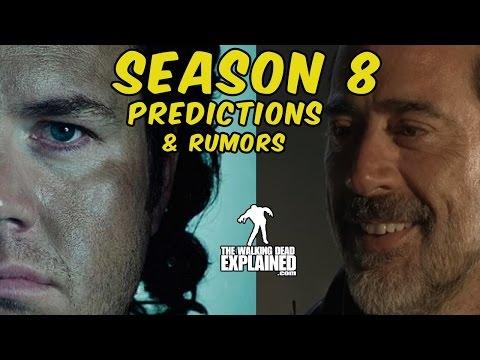The Walking Dead Season 8 Predictions and Rumors