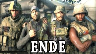 Let's Play Call of Duty Modern Warfare Remastered Gameplay German Deutsch #11 - Das Ende / Ending