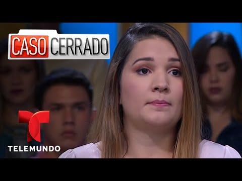 Xxx Mp4 Caso Cerrado Pregnant 12 Year Old Refuses Termination🙊😬 Telemundo English 3gp Sex