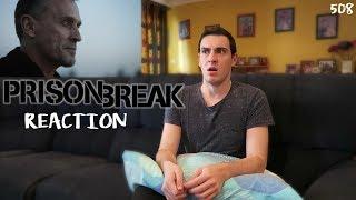PRISON BREAK REACTION // 508 'Progeny'