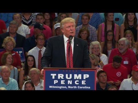 watch Trump on Second Amendment firestorm: Give me a break