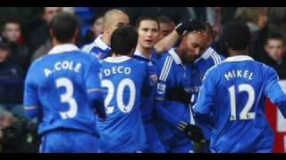 Chelsea FC Song - Ten Men Went To Mow