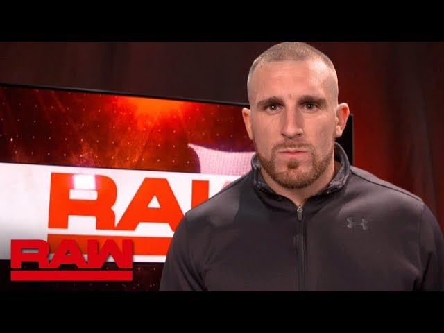 Mojo Rawley demands respect as a Raw Superstar: Raw Exclusive, April 16, 2018