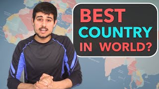 Which is the Best Country in the World? | Dhruv Rathee Analysis for 2018