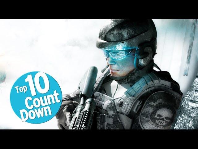 Top 10 Tom Clancy Video Games