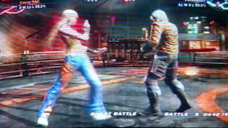 Tekken 6 Ps3 Gameplay 4: Lee