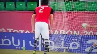 Can 2017 egybt 1/0 Ghana goal salah