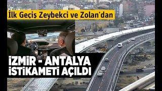 Antalya Yönüne Geçiş Serbest! - Denizli Haberleri - HABERDENİZLİ.COM