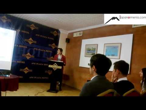 Xxx Mp4 On 01 10 2016 In The Armenia The Japanese Oral Speech Contest Video 3 With Logo Armenian Subtitle 3gp Sex
