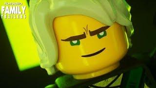 The LEGO NINJAGO Movie | Ninja Secrets Trailer