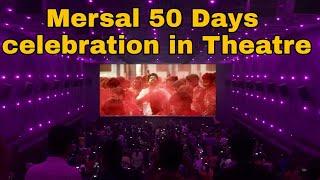 Mersal 50 days Celebration in Theatre- VIJAY 62 motion Poster soon.