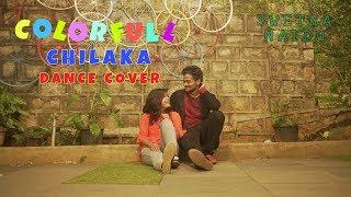 COLORFULL CHILAKA DANCE VIDEO || Swethaa Naidu