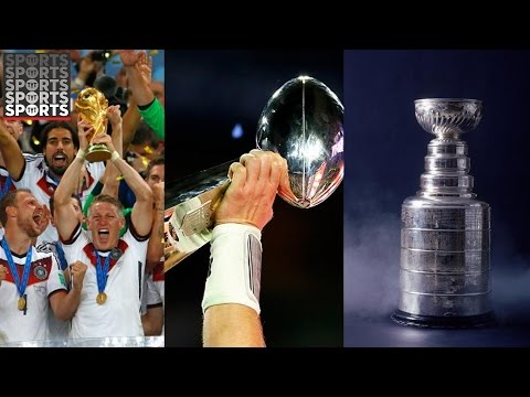 What Is the Best Trophy In Sports