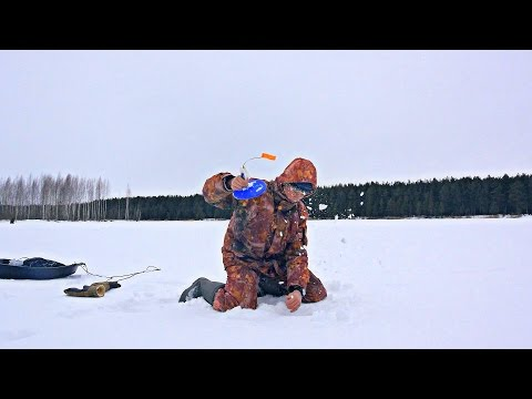 рыбалка на щуку на жерлицы видео 2017