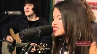 Selena Gomez & The Scene -  Who Says (Acústico)