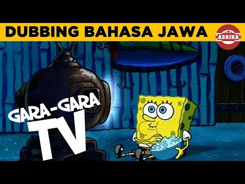 spongebob bahasa jawa Gara gara TV
