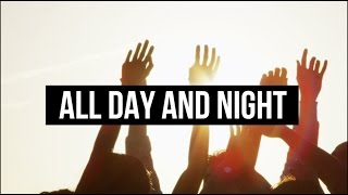 Johnny Orlando & Mackenzie Ziegler - Day And Night (Official Lyric Video)