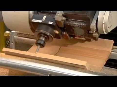 Технология изготовления мебели из массива дерева