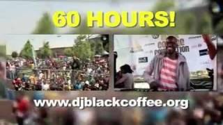 DJ BLACK COFFEE FOUNDATION   LAUNCH AT MAPONYA MALL 2010