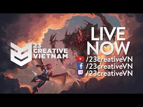 XEM NGAY TẠI https://twitch.tv/23creativevn | Manila Master | NP -vs- EG - Bo3 | 23 Creative VN