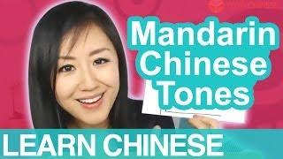 Learn Mandarin Chinese Tones the Fun Way! - Beginner Conversational - Yoyo Chinese