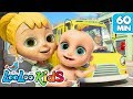 Download Video The Wheels on the Bus - Super Educational Songs for Children | LooLoo Kids 3GP MP4 FLV