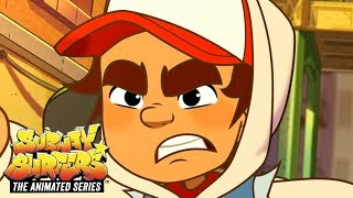Subway Surfers The Animated Series   Rewind   Jake