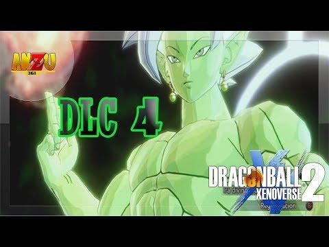DRAGON BALL XENOVERSE 2 DLC 4 | ZAMASU VERSION DEL MANGA | MODS | ANZU361