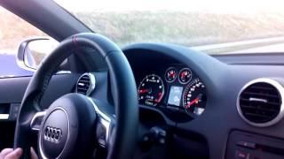 Audi RS3 vs Golf R drag