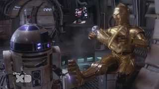 Star Wars: Master the Force - C3PO and R2D2