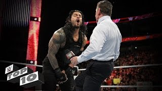 Nastiest low blows: WWE Top 10