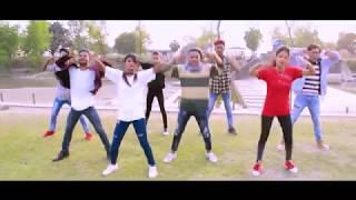 YO JIU DAUMA LAUNE -Nepali Movie Song Cover By  D.A.M OF DANCE