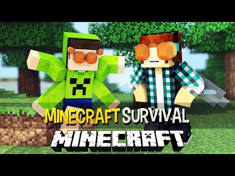 Minecraft Survival Ep.125 Estamos Virando um INSETO