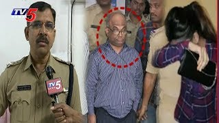 Task Force DCP Radhakrishna Rao Face to Face Over Hitech Sex Racket In Hyderabad | TV5 News