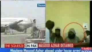 Maulana masood Azhar in house arrest