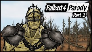 Fallout 4 Parody: Part 2 - Rules of the Wasteland