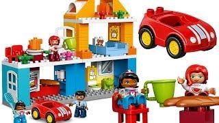 Lego Duplo • Dom rodzinny • 10835