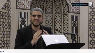 Verily with Hardship comes ease | By Brother Anas Yaghmour