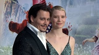 'Alice Through the Looking Glass' European Premiere