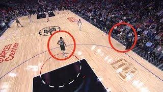 "NBA ""Inbound"" FAILS!"