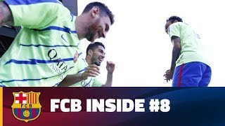 The Week at FC Barcelona #8