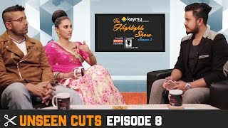 UNSEEN CUTS - Actors NISHA ADHIKARI & AYUSH RIJAL @ THE HIGHLIGHTS SHOW | Season 2 | Episode 8