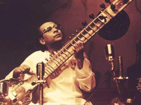 Raag Shree by Nikhil Banerjee with Jnan Prakash Ghosh in California, 1975