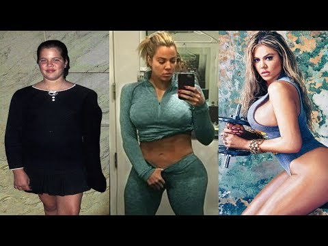 Xxx Mp4 Khloé Kardashian Transformation 2018 From 1 To 33 Years Old 3gp Sex