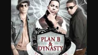 Tarde En La Noche Plan B ft DYNASTY (OFFICIAL REMIX)