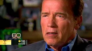 """Schwarzenegger opens up about affair on """"60 Minutes"""""""
